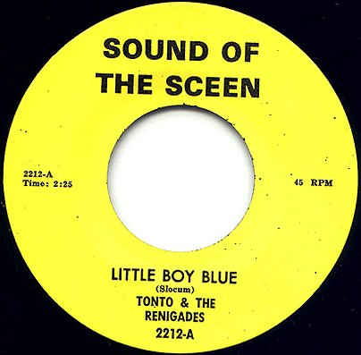 Tonto and the Renegades - Little Boy Blue (Sceen 2212-A)